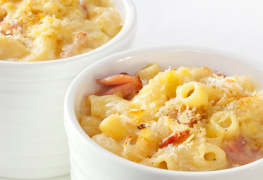 cheddar mac and cheese